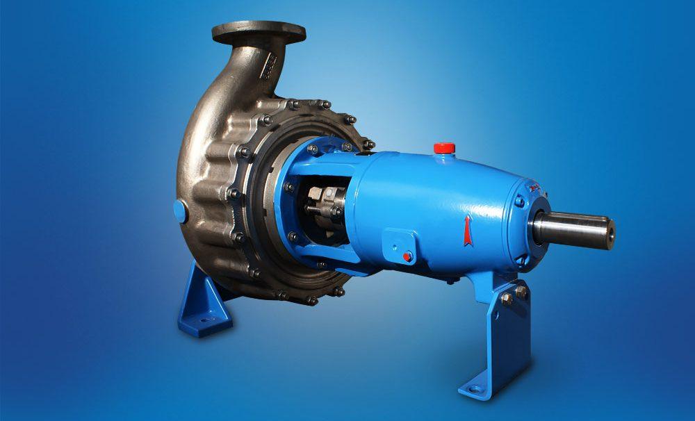 DEH-series hevvy pump.