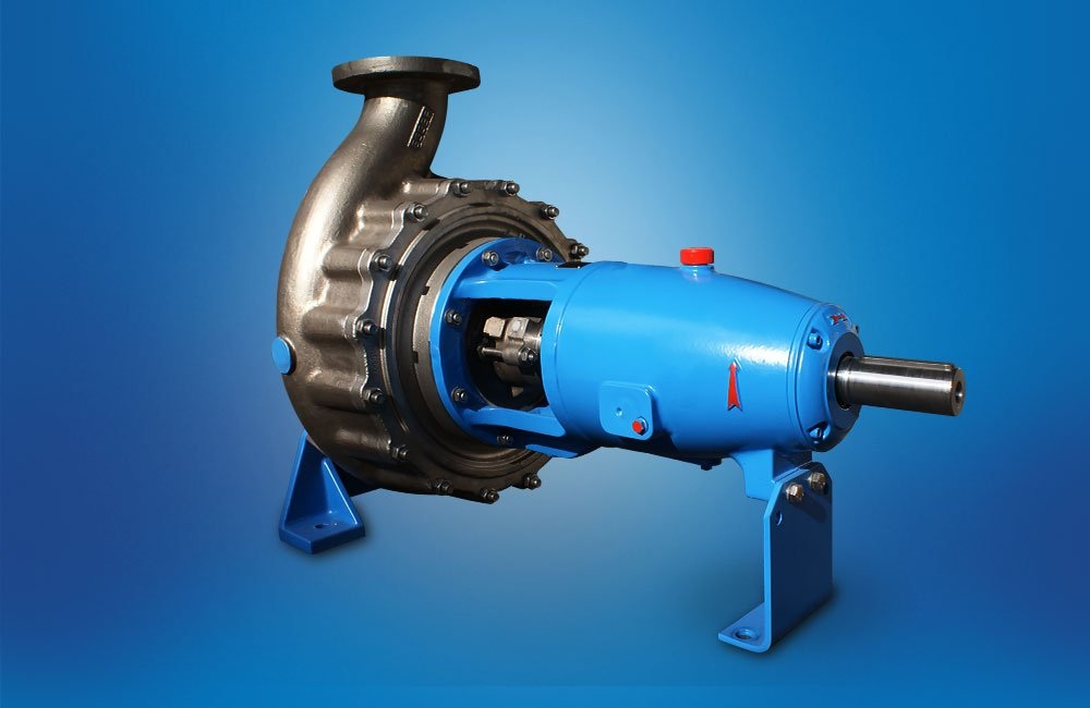 slurry pump horizontal DEH-series hevvy pump toyo image