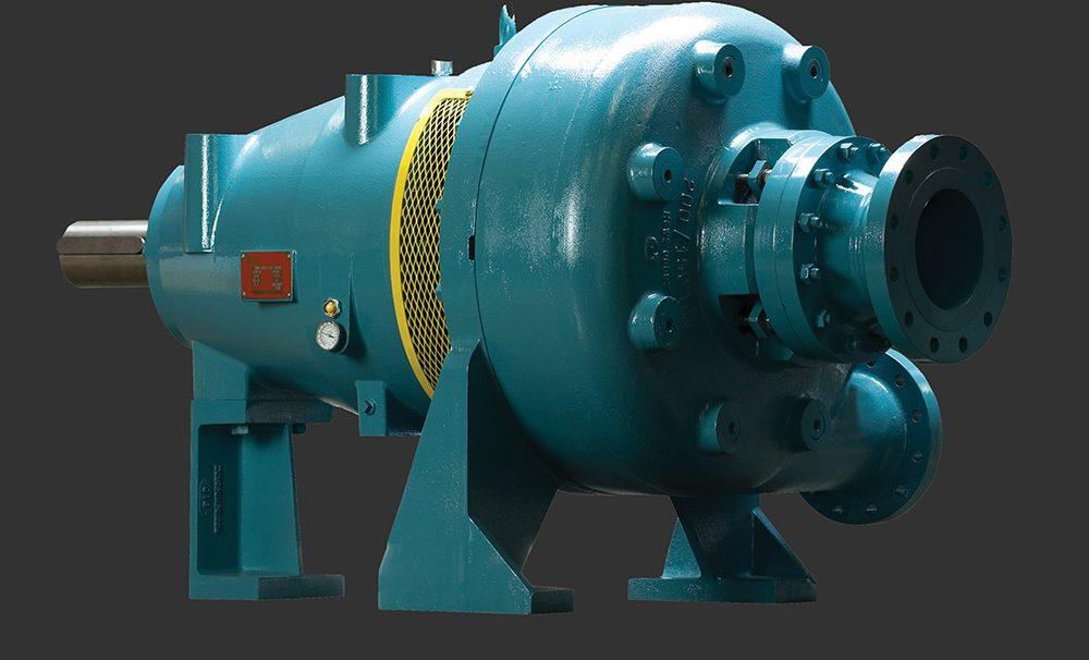 slurry pumps usa The HNHB pump series up close.