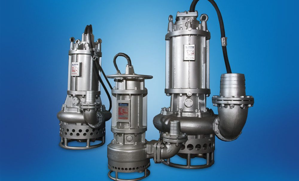 Hevvy Submersible pumps