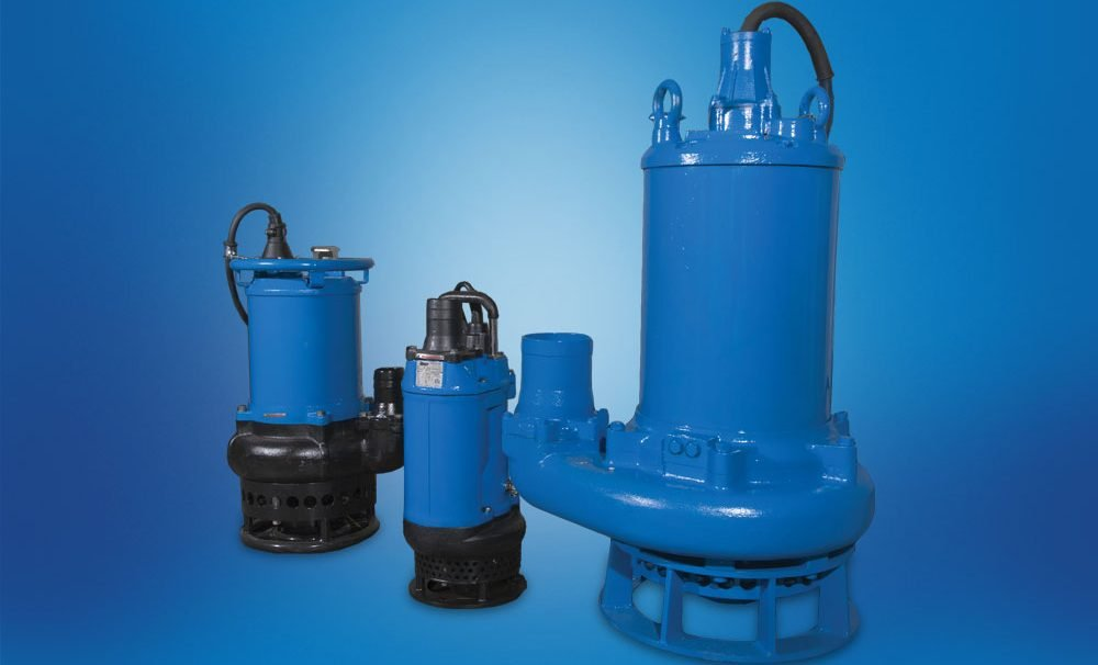 slurry pumps usa submersible DL pump being shown as a submersible pump.