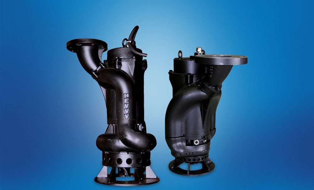 The HS and HT pumps that are run-dry and economical