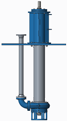 cantilever sump pumps USA
