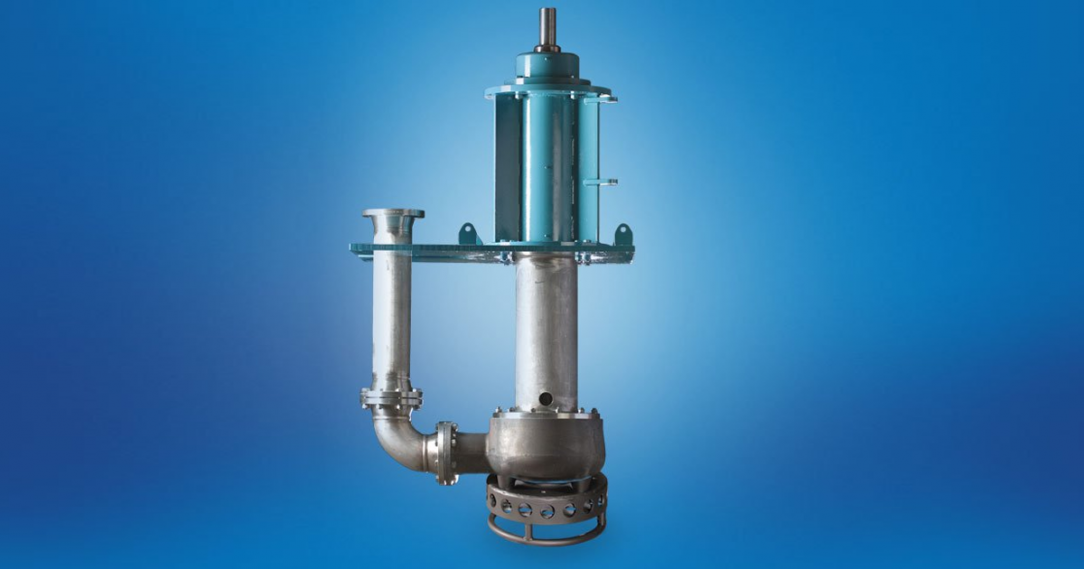 Our vertical recessed impeller DEC pumps are excellent for handling solids.